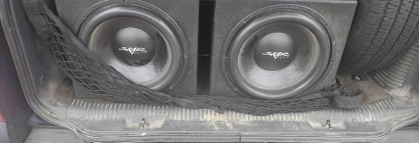 Photo Skar audio vxf 15 - $950 (Excelsior Springs)