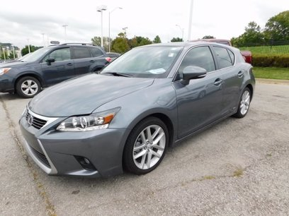 Photo Used 2015 Lexus CT 200h  for sale