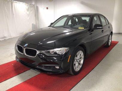Photo Used 2017 BMW 320i xDrive Sedan for sale