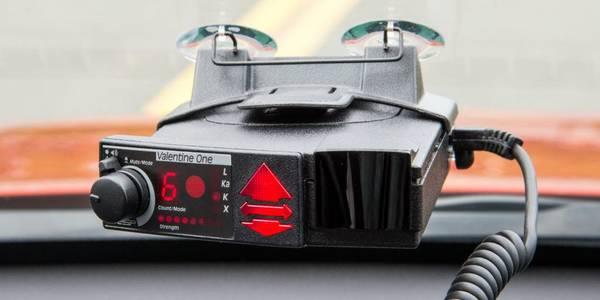 Photo Valentine 1 Radar Detector  Concealed Display  V1 Connection - $345 (Shawnee)