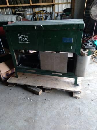 Photo Vibrating Tumbler - $1,200 (Bates City  Holden)