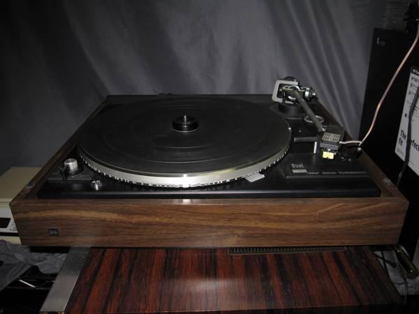 Photo Vintage Dual 510 Turntable - $140 (Olathe, KS)