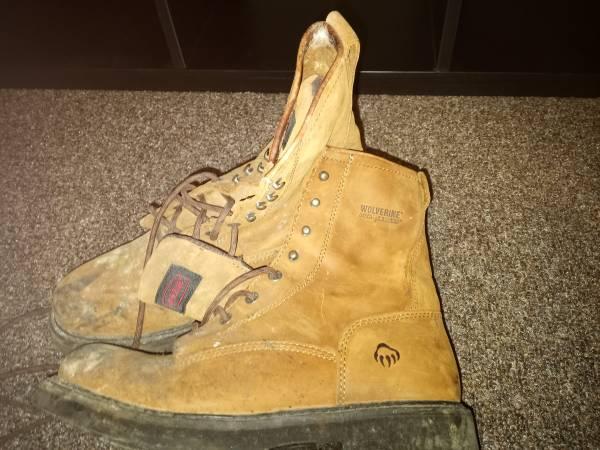 Photo Wolverine Men39s W06682 Work Boot - $20 (Independence)