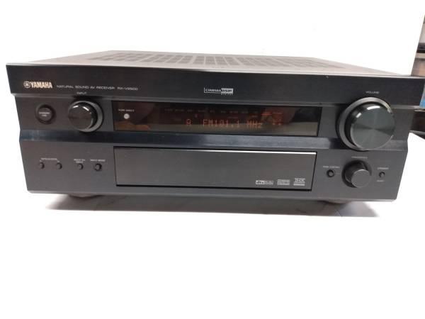 Photo YAMAHA RX-V2500 7.1 HOME AUDIO RECEIVER RADIO STEREO W PHONO - $75 (KANSAS CITY  GLADSTONE)