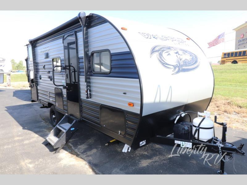 Photo 2021 Forest River Rv Cherokee Wolf Pup 17JG $18488