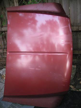 Photo ford f250 f350 hood 99 and up - $200 (overland park)