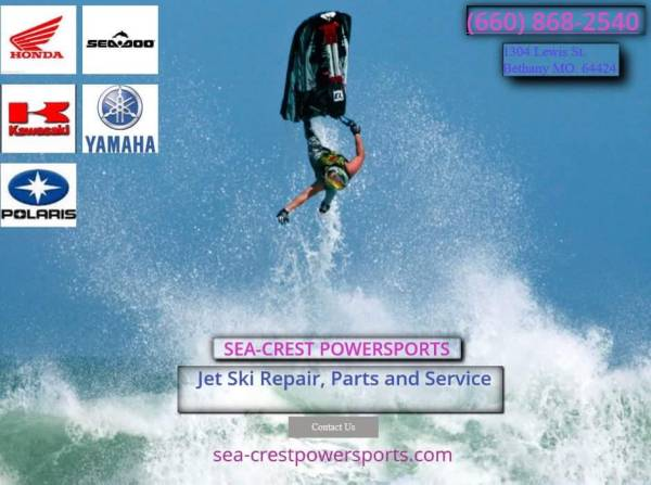 Photo jet ski service and repair- I BUY JUNK JET SKIS - $1 (Kansas City)