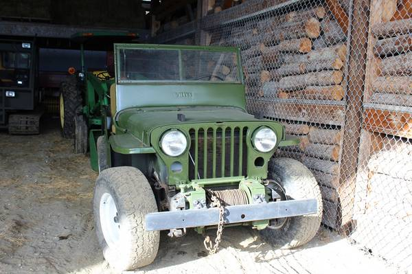 Photo 1949 Willys Jeep - $14,000 (Kenai)