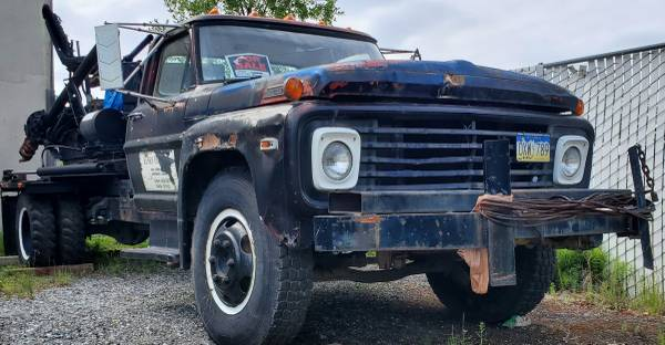 Photo 1971 Ford drill truck - $3,500 (Anchorage) - $3,500 (Anchorage)