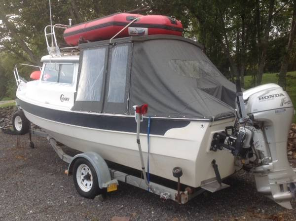 Photo 1982 C Dory Boat For Sale - $27,000 (Homer)