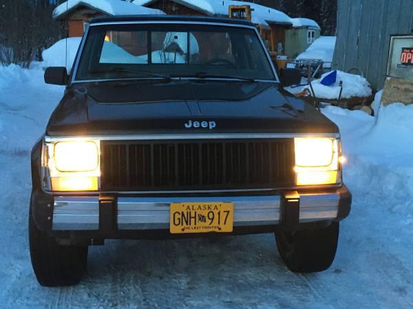 Photo 1989 Jeep Comanche - $4,500