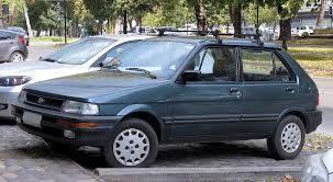 Photo 199039s Subaru JUSTY parts WANTED (Alaska)