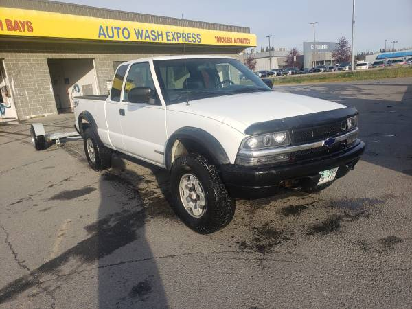 Photo 2003 S10 ZR2 - $4,500 (Kenai)