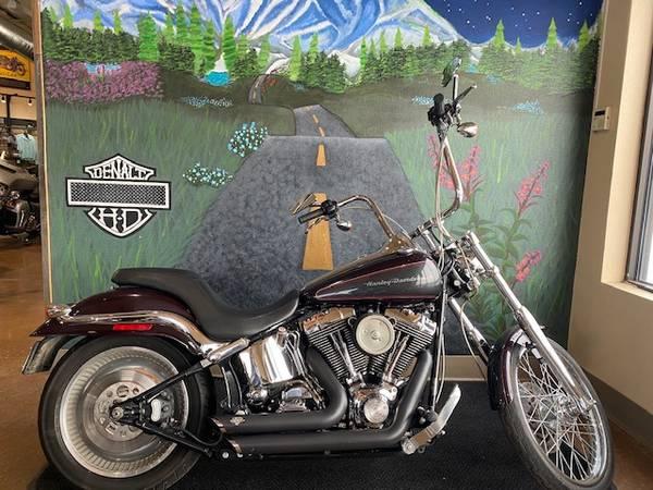 Photo 2005 Harley Davidson Softail Deuce (049450) - $6,850
