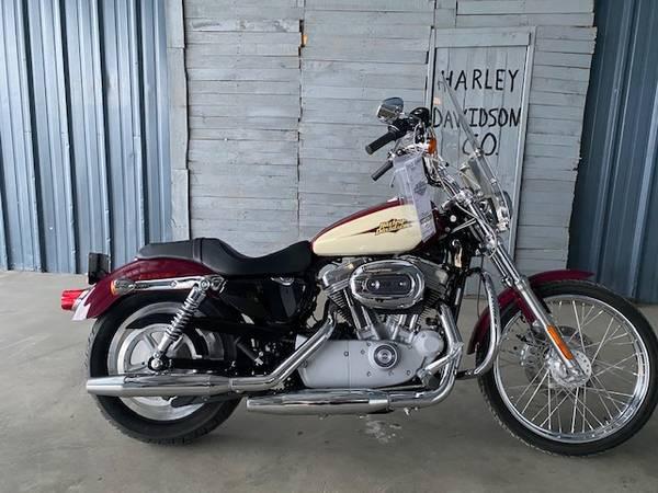 Photo 2007 Sportster 883 custom (441468) - $6,250