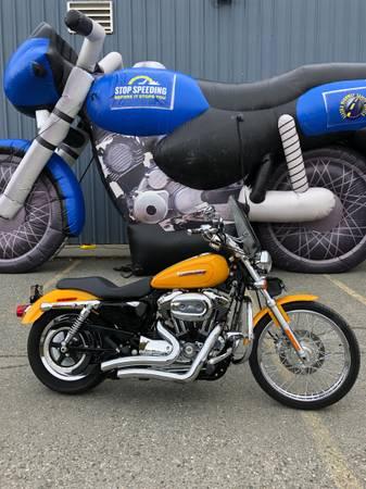 Photo 2008 Harley Davidson Sportster 1200 (414452) - $6,250