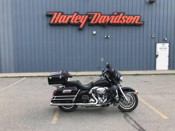 Photo 2010 Harley Davidson Electra Glide Classic (641737) - $9,750