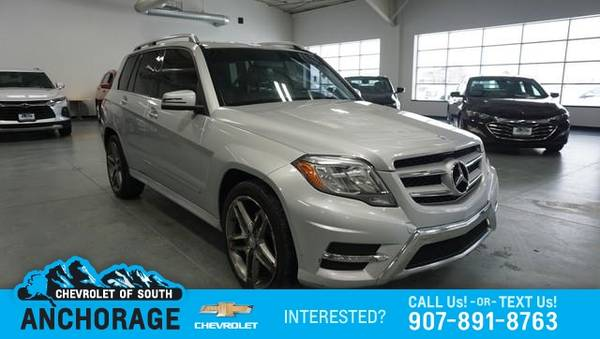 Photo 2013 Mercedes-Benz GLK 350 4MATIC 4dr - $14993 (2013 Mercedes-Benz GLK 350 4MATIC 4dr)