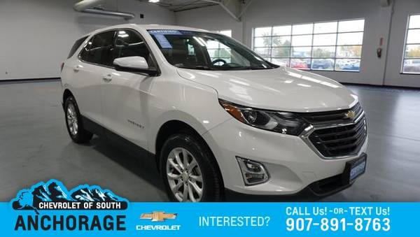Photo 2018 Chevrolet Equinox AWD 4dr LT w1LT - $23,888 (2018 Chevrolet Equinox AWD 4dr LT w1LT)