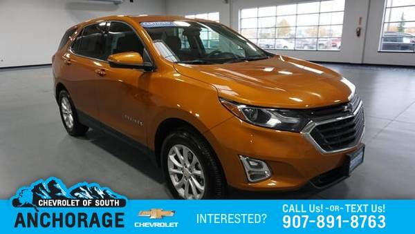 Photo 2018 Chevrolet Equinox AWD 4dr LT w1LT - $24,499 (2018 Chevrolet Equinox AWD 4dr LT w1LT)