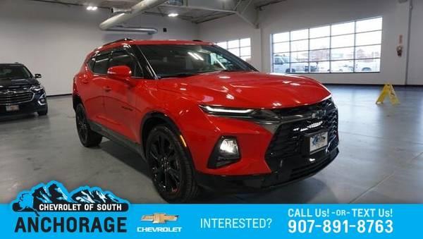 Photo 2019 Chevrolet Blazer AWD 4dr RS - $36,988 (2019 Chevrolet Blazer AWD 4dr RS)
