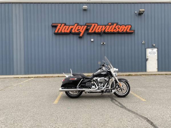 Photo 2020 Harley Davidson Road King - $22,250