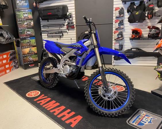 Photo 2021 Yamaha YZ250FX - $8,700 (Homer)