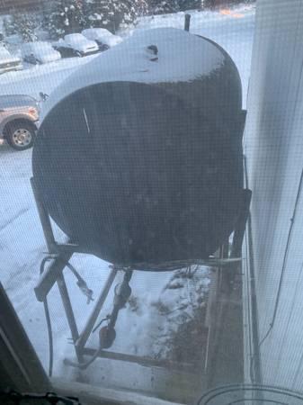 500 gallon fuel tank - $500 (Homer)