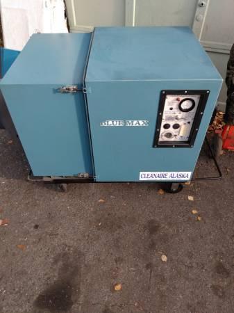 Photo Blue Max optima 2000 air cleaner - $350