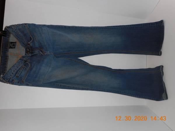 Photo Buffalo David Britton Mega Jeans - $20 (Moose Pass)