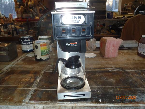 Photo Bunn Commercial Coffee Maker - $200 (Wasilla)