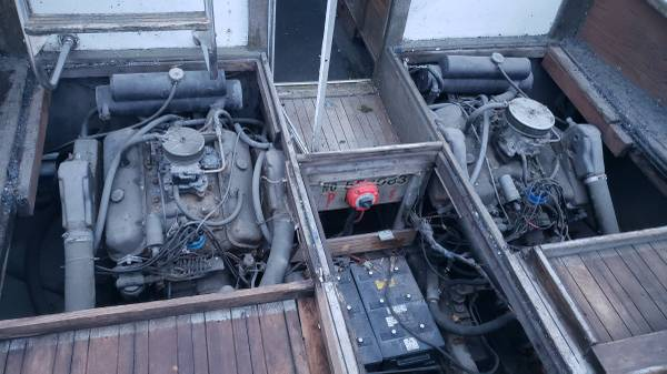 Photo Chevy 454 Engines (Seward)