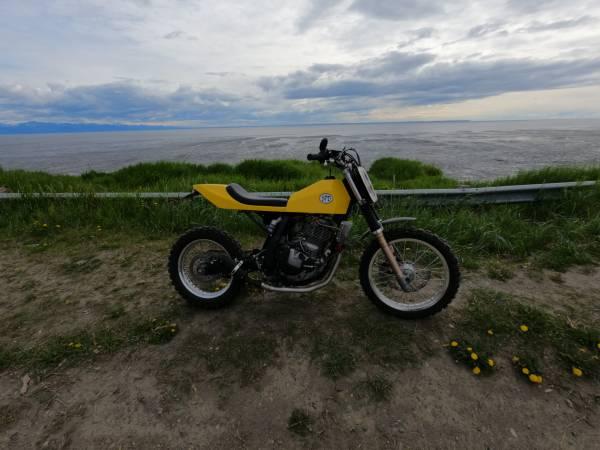 Photo Custom built Suzuki DR 650 - $5,555 (Sand Lake)