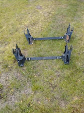 Photo Fisher plow mount fits Dodge - $250 (North kenai)