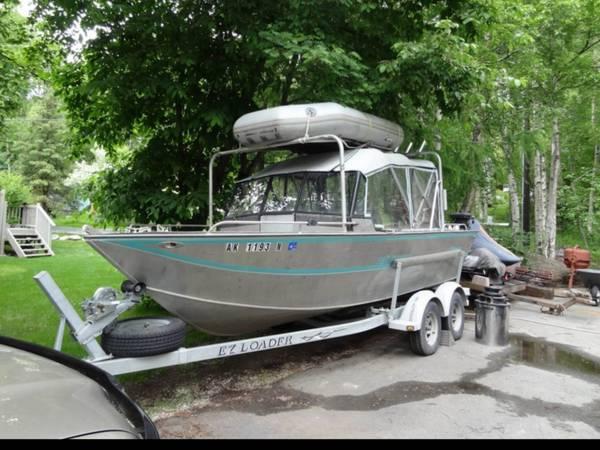 Photo Hewescraft 19 Sea Runner - $22,000 (W. Anchorage)