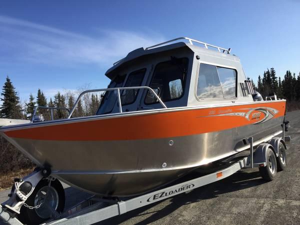 Photo Hewescraft Ocean Pro 220 ET HT REDUCED - $69900 (Fairbanks)