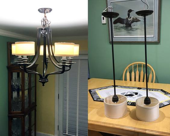 Photo Light Fixtures - Really Very Nice (Sterling)