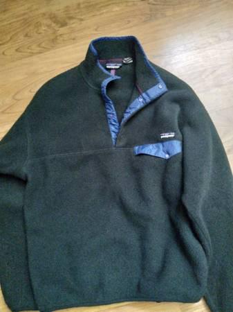 Photo Men39s vintage Patagonia snap-t fleece (Anchorage)