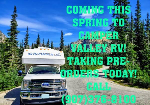 Photo Pre- Order Your Northern Lite Truck Cer at Cer Valley RV (Wasilla)