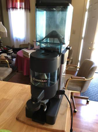Photo Rancilio Commercial Coffee Grinder - $550 (Anchor Point)