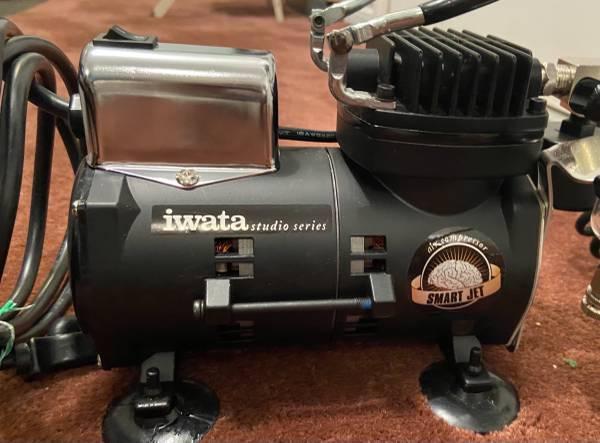 Photo Spray Tanning Kit - $260 (Anchorage)