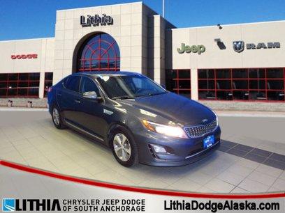 Photo Used 2015 Kia Optima LX Hybrid for sale
