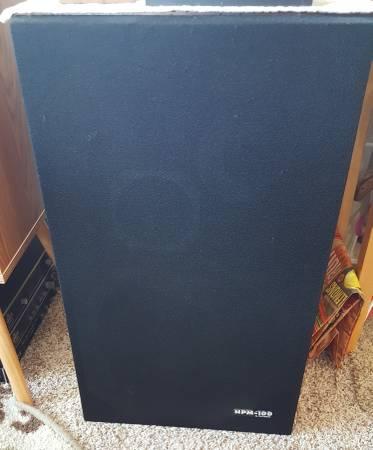 Photo Vintage Pioneer HPM-100 Stereo Speakers - $600 (Anchorage)