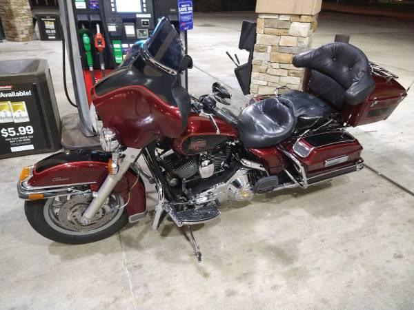 Photo 2002 Harley Davidson Ultra Classic - $5,500 (FORT PIERCE)