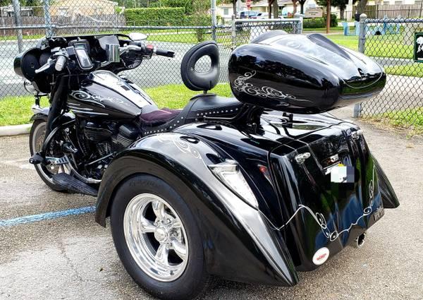 Photo 2006 Stratoliner Delux Trike - $7,800 (Hollywood)
