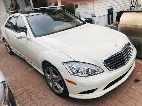 Photo 2008 Mercedes-Benz S550 - $13000 (Key Largo)