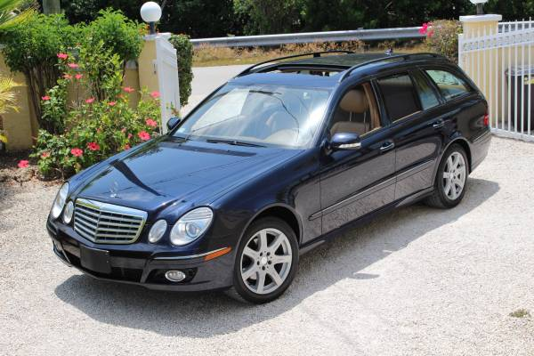 Photo 2008 Mercedes Benz E350 Wagon 4Matic (All Wheel Drive) Premium -2 pkg - $9200 (Key Largo)