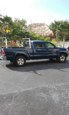 Photo 2008 Toyota Tacoma 4x4 Access Cab 4 Door Extended Bed Pickup Truck - $12500 (Key West)