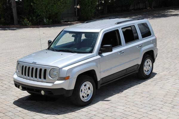 Photo 2012 JEEP PATRIOT FWD 4D SUV 2.4L SPORT - $6,200 (Key Largo)