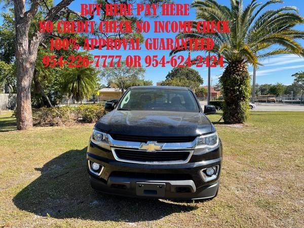 Photo 2016 CHEVY COLORADO BLACK ON BLACK CREW CAB - $21,990 (Fort Lauderdale)
